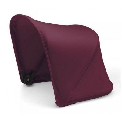 Capote Bugaboo Fox extensible rouge rubis