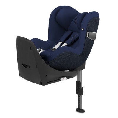 Siège-auto Cybex Sirona Z i-size 2020 Nautical Blue (base isofix inclue)