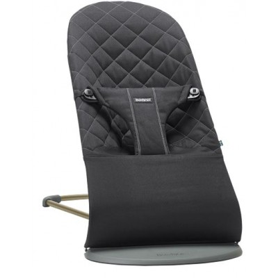 Transat Balance Bliss Cotton Babybjorn Noir